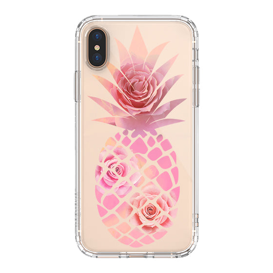 Pineapple Rose Phone Case - iPhone Xs Max Case