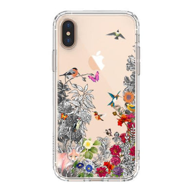 Forest Phone Case - iPhone Xs Max Case