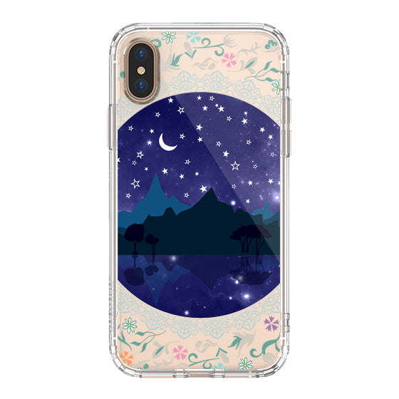 Starry Night Phone Case - iPhone Xs Max Case