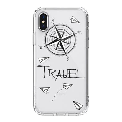 Traveller Phone Case - iPhone X Case