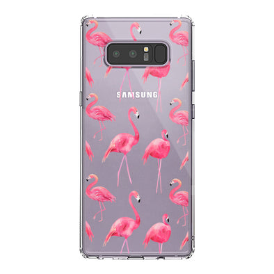 Flamingo Phone Case -Samsung Galaxy Note 8 Case