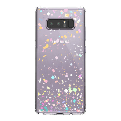 Confetti Phone Case - Samsung Galaxy Note 8 Case