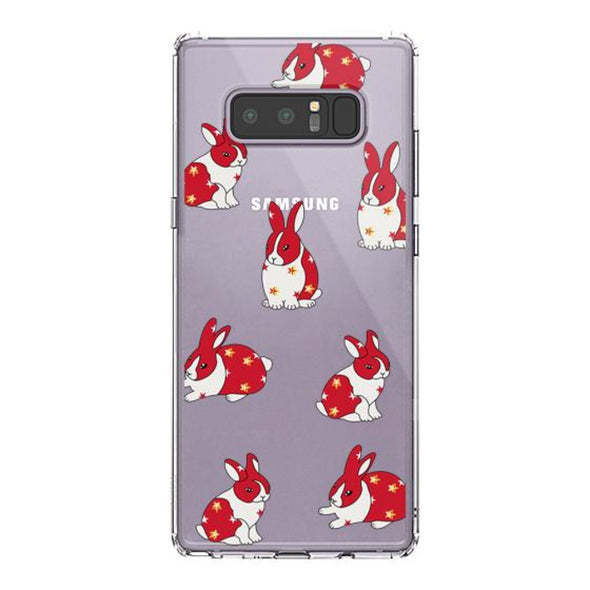 Rabbit Phone Case - Samsung Galacy Note 8 Case