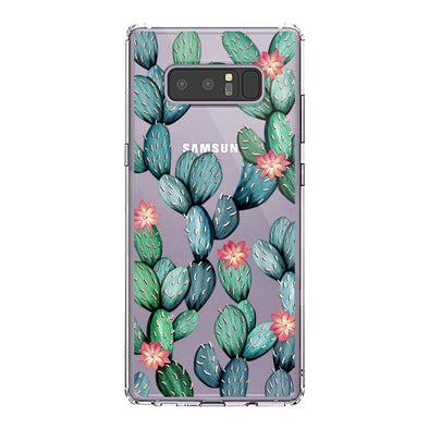 Tropical Cactus Phone Case - Samsung Galaxy Note 8 Case