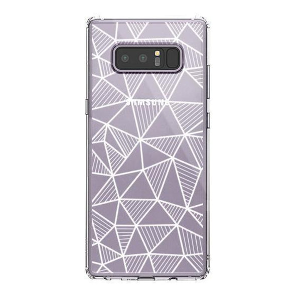 3D Bargraph Phone Case - Samsung Galaxy Note 8 Case