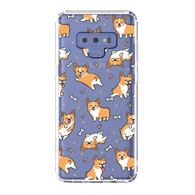 Corgi Phone Case - Samsung Galaxy Note 9 Case