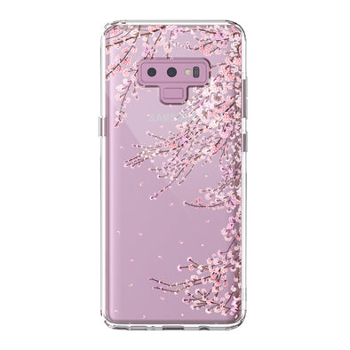 Cherry Blossoms Phone Case - Samsung Galaxy Note 9 Case