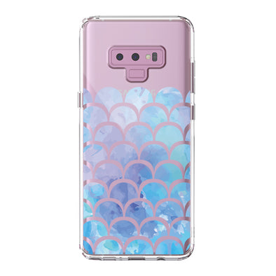 Mermaid Scale Phone Case - Samsung Galaxy Note 9 Case