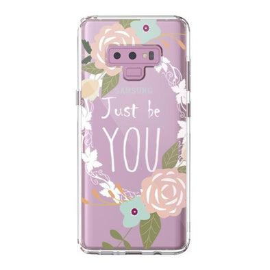 Just Be You Phone Case -Samsung Galaxy Note 9 Case
