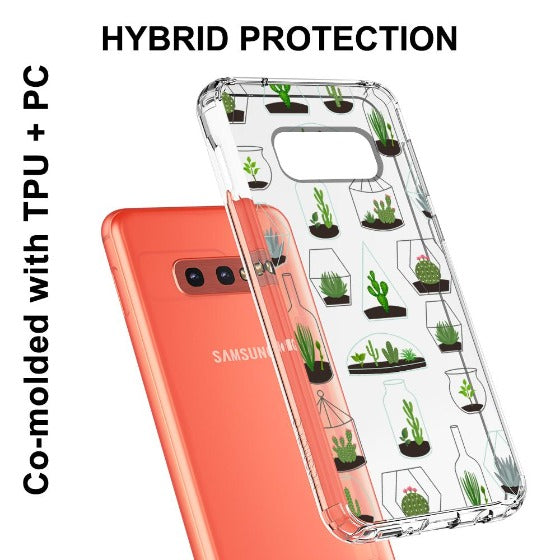 Cactus Plant Phone Case - Samsung Galaxy S10e Case