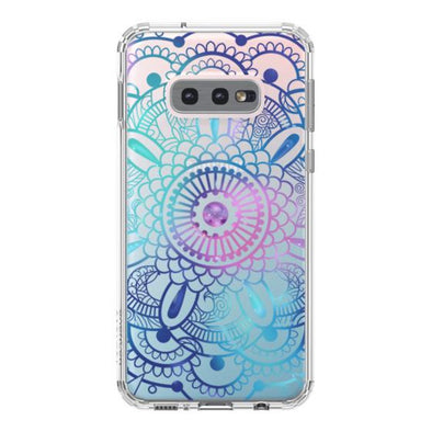 Galaxy Mandala Phone Case - Samsung Galaxy S10e Case