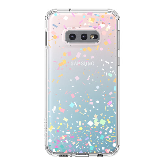 Confetti Phone Case - Samsung Galaxy S10e Case