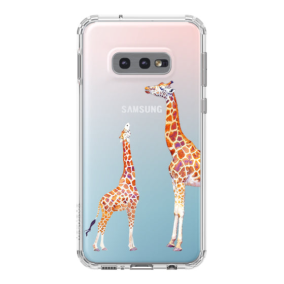Giraffe Phone Case - Samsung Galaxy S10e Case