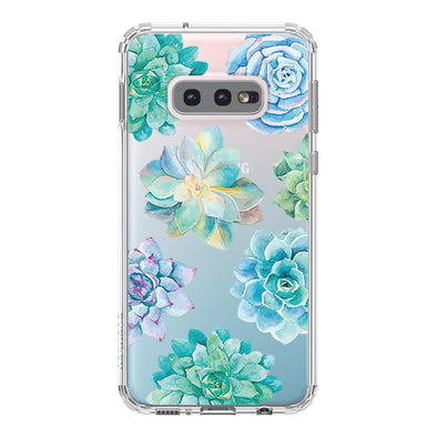 Succulents Plant Phone Case - Samsung Galaxy S10e Case