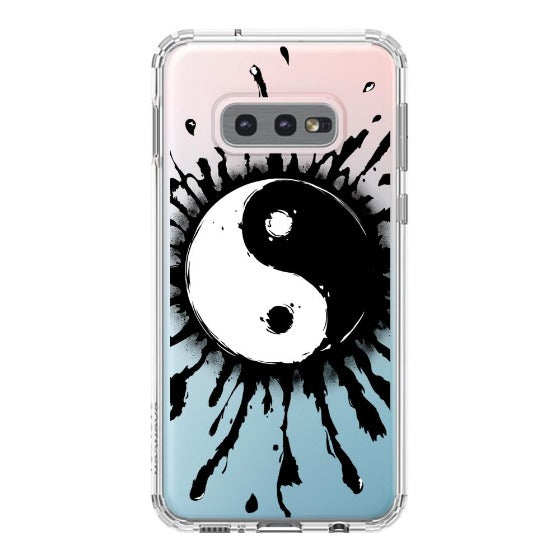 Yin Yang Phone Case - Samsung Galaxy S10e Case