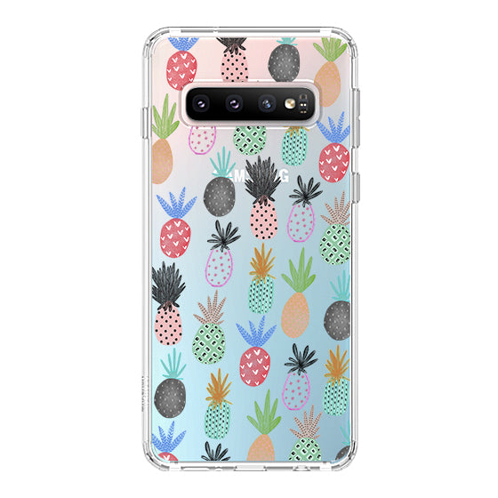 Cute Pineapple Phone Case -Samsung Galaxy S10 Case