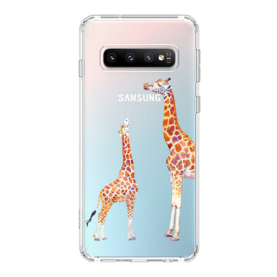 Giraffe Phone Case - Samsung Galaxy S10 Case