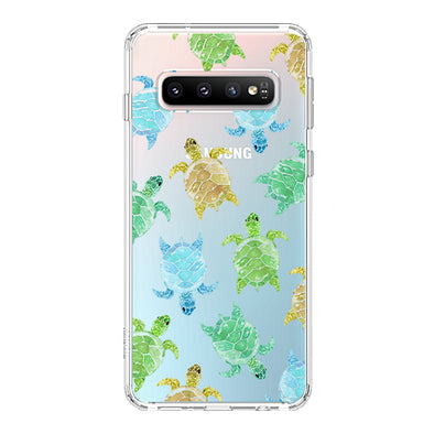 Sea Turtle Phone Case - Samsung Galaxy S10 Case