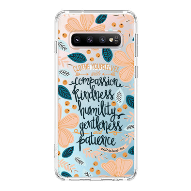 Cloth Yourselves Phone Case - Samsung Galaxy S10 Case