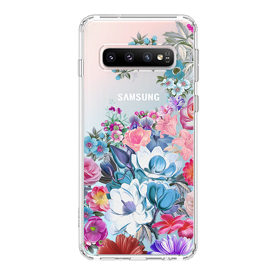 Brilliant Garden Phone Case - Samsung Galaxy S10 Plus Case