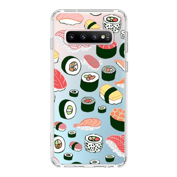 Sushi Phone Case - Samsung Galaxy S10 Plus Case