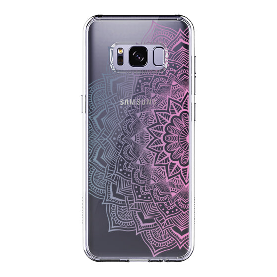 Galaxy Lace Mandala Phone Case - Samsung Galaxy S8 Case
