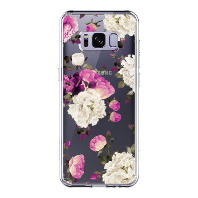 Floral Phone Case - Samsung Galaxy S8 Case