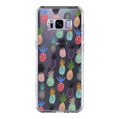 Cute Pineapple Phone Case -Samsung Galaxy S8 Case