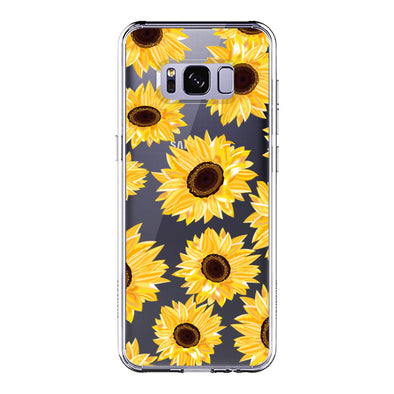 Sunflowers Phone Case - Samsung Galaxy S8 Case