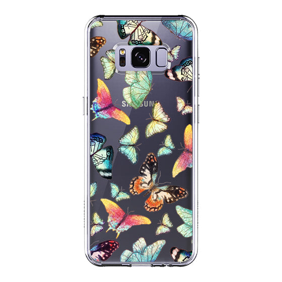Butterfly Phone Case - Samsung Galaxy S8 Case