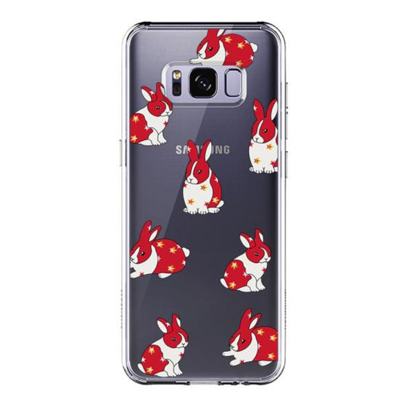Rabbit Phone Case - Samsung Galaxy S8 Case