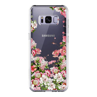Floral Garden Phone Case - Samsung Galaxy S8 Case