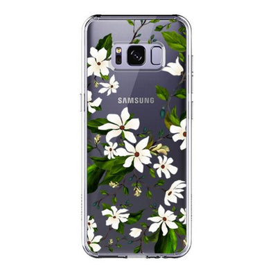 Magnolia Phone Case - Samsung Galaxy S8 Plus Case