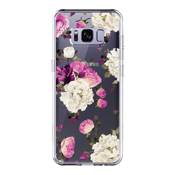 Floral Phone Case - Samsung Galaxy S8 Plus Case