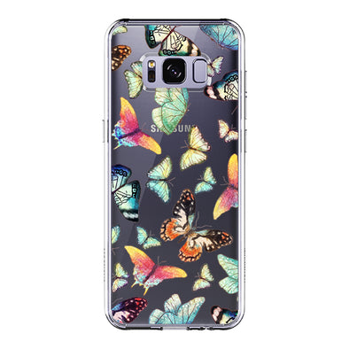 Butterfly Phone Case - Samsung Galaxy S8 Plus Case