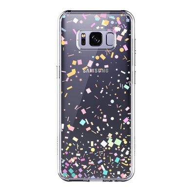 Confetti Phone Case - Samsung Galaxy S8 Plus Case