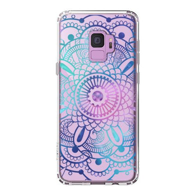 Galaxy Mandala Phone Case - Samsung Galaxy S9 Case