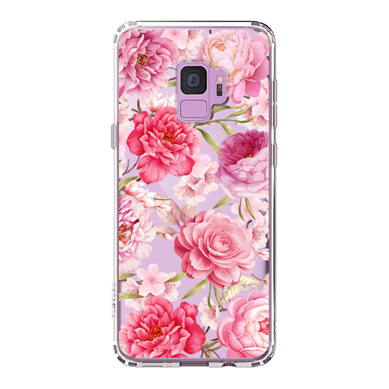 Blossom Floral Phone Case - Samsung Galaxy S9 Case