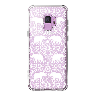 White Elephant Phone Case - Samsung Galaxy S9 Case