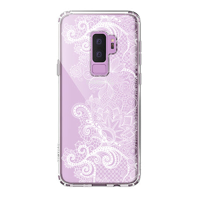 Floral Lace Phone Case - Samsung Galaxy S9 Plus Case