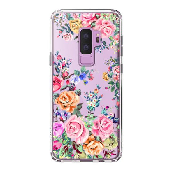 Rose Garden Phone Case - Samsung Galaxy S9 Plus Case