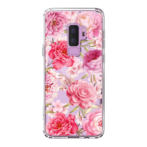 Blossom Floral Phone Case - Samsung Galaxy S9 Plus Case