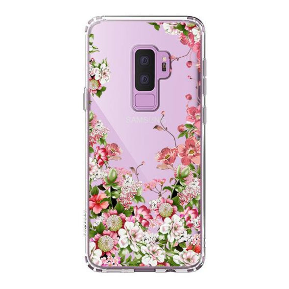 Floral Garden Phone Case - Samsung Galaxy S9 Plus Case