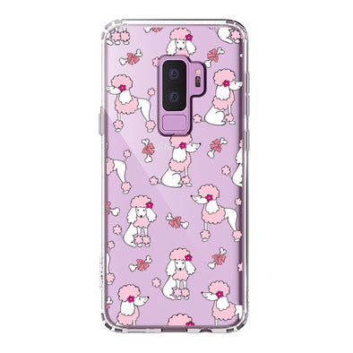 Cute Poodle Phone Case - Samsung Galaxy S9 Plus Case