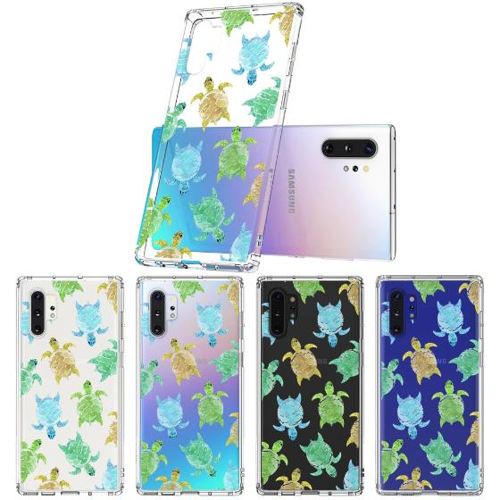 Sea Turtle Phone Case - Samsung Galaxy Note 10 Plus Case