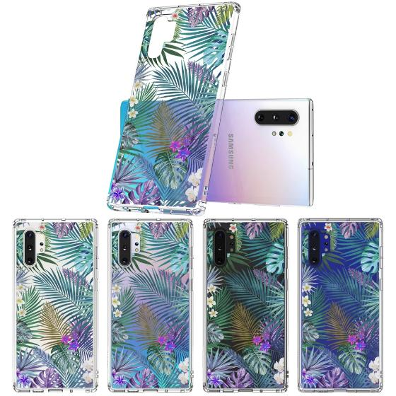 Tropical Forests Phone Case - Samsung Galaxy Note 10 Plus 5G Case