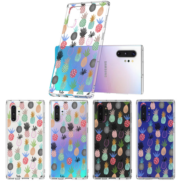 Cute Pineapple Phone Case -Samsung Galaxy Note 10 Plus 5G Case