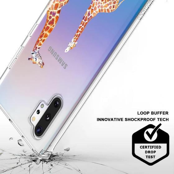Giraffe Phone Case - Samsung Galaxy Note 10 Plus 5G Case