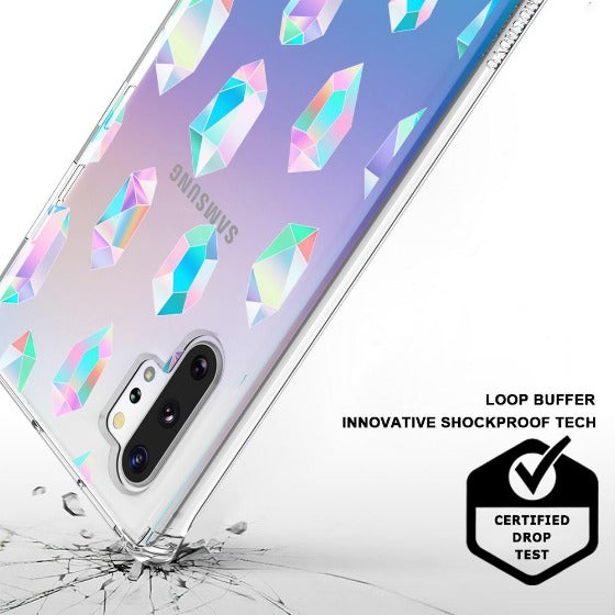 Gradient Diamond Phone Case - Samsung Galaxy Note 10 Plus Case