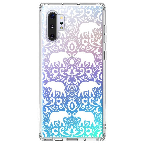 White Elephant Phone Case - Samsung Galaxy Note 10 Plus Case